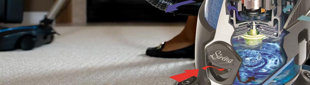 Sirena Carpet Cleaner